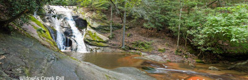 Widow Creek by Randy Bennet