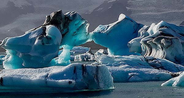 Glacier Bay Iceland – by Oskar Neuhold