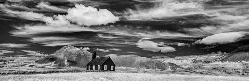 Little Black Church – Iceland
