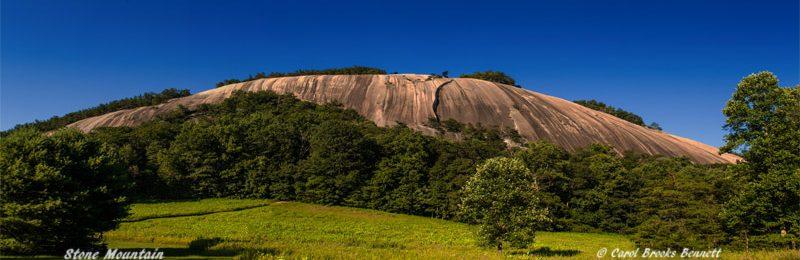Stone Mountain by Carol Bennett